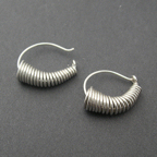 Ancient Horn Earrings